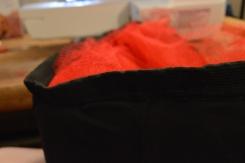 skirt, tulle, DIY, sew