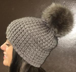 hat, pom pom, fashion
