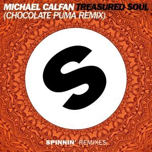 michael calfan, treasured soul, remix