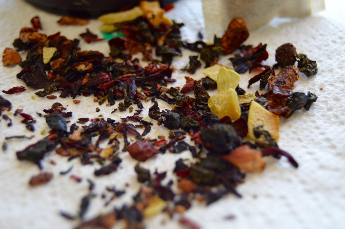 tea, DIY, oolong, citrus