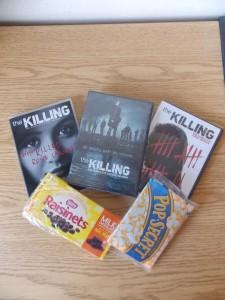 the killing popcorn