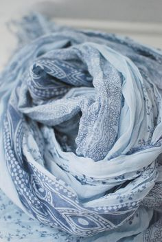 pinterest, pale blue, scarf, fashion, style