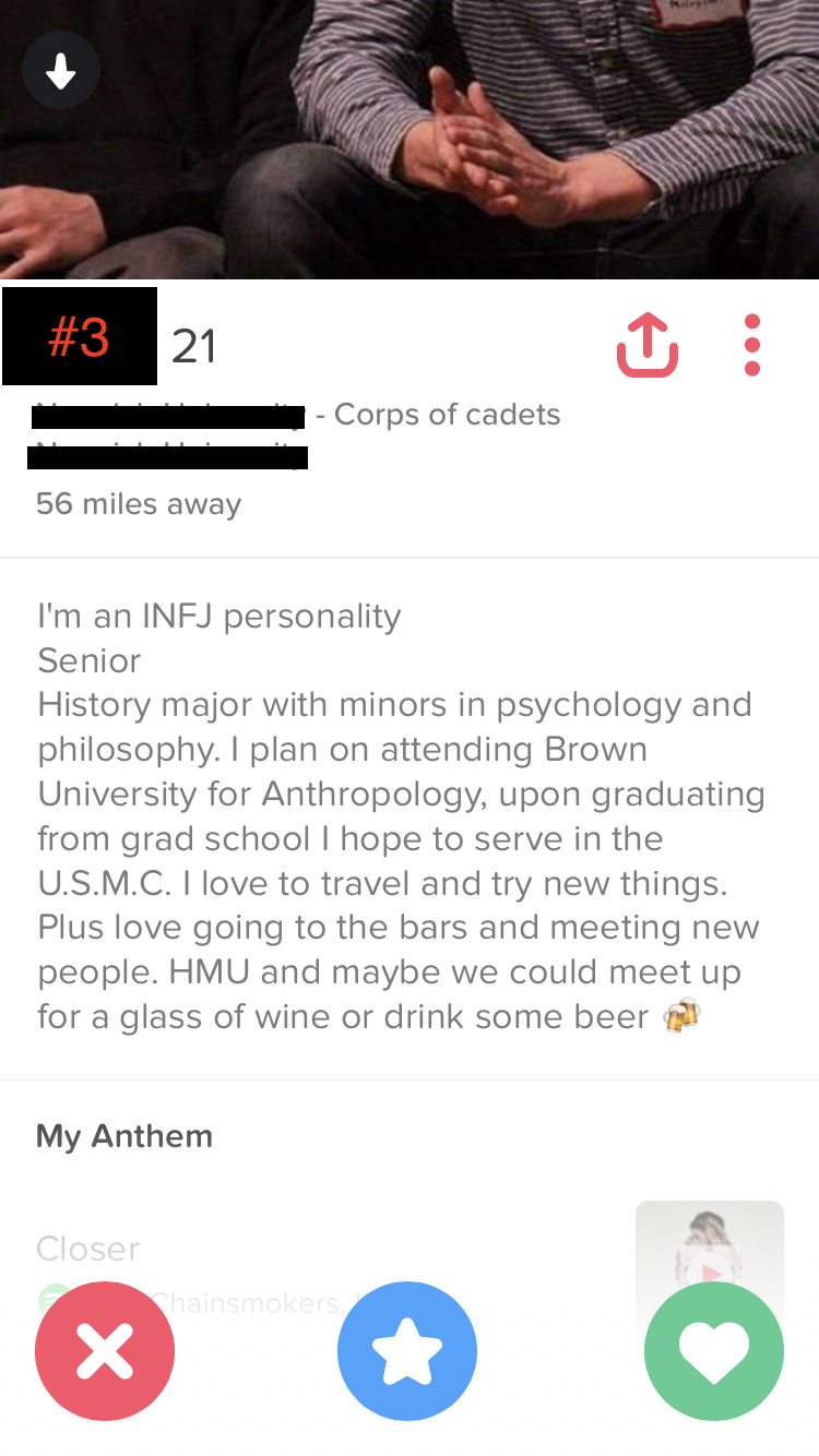 The World of Tinder – APN