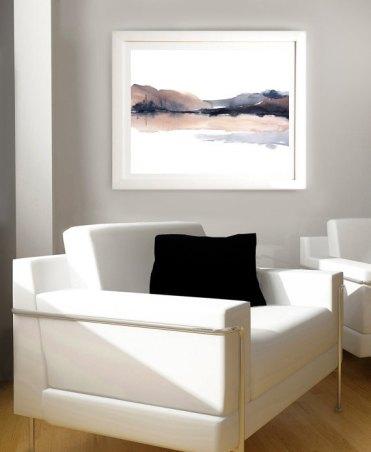 Painting scene