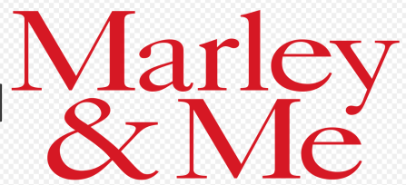 The opening title of Marley & Me.
