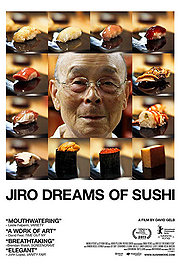Jiro Dreams of Susho Movie Poster