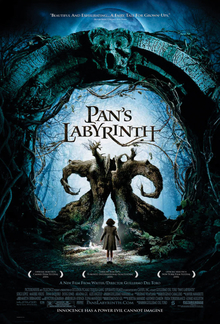 Pan's Labryinth Movie Poser